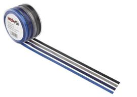 Satijnlint, koningsblauw 6mm 3822030