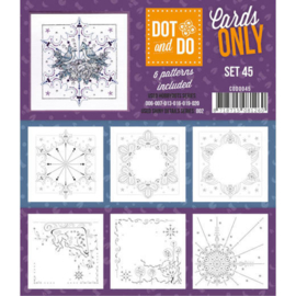 Dot and Do - Cards Only - Set 45 CODO045