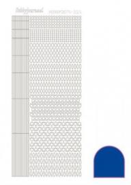 Hobbydots sticker Mirror Blue 005 STDM05A