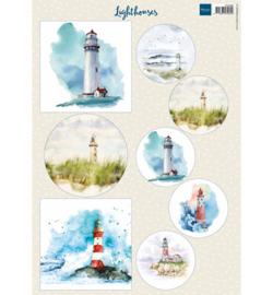 MD VK9589 Lighthouses