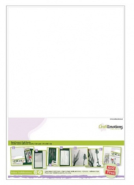CraftEmotions EasyConnect (dubbelzijdig klevend) Craft sheets A4 - 5 sheets 119491/0004