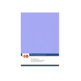 Linen Cardstock - A5 - Lavender LKK-A561