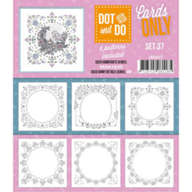 Dot and Do - Cards Only - Set 37  CODO037