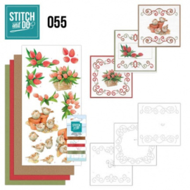 Stitch and Do 55 - Garden Classics STDO055