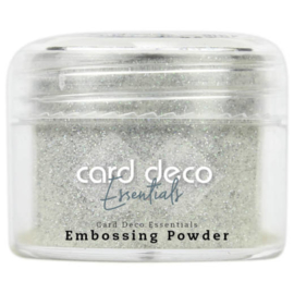 Card Deco Essentials - Embossing Powder Glitter White 30 Gr CDEEP008