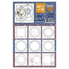 Dot & Do - Cards Only - Set 22 CODO022