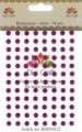Dixi Rhinestones 6mm purple RHIN0122