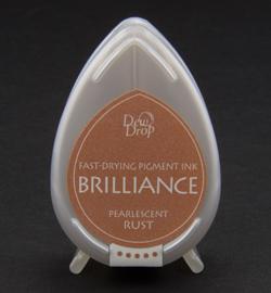 Brilliance Dew Drop -Pearlescent Rust BD-61