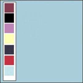 LinnenArt kaartkarton A5 zacht blauw 26 LKK-A526