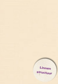 A5 Karton Linnen 20 vel zalm 4