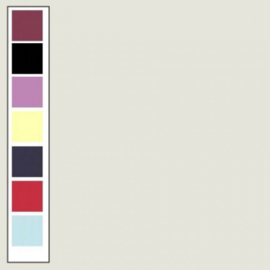 LinnenArt kaartkarton A5 licht grijs 24 LKK-A524