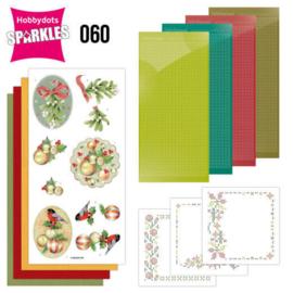 Sparkles Set 60 - Jeanine's Art - Christmas Baubles SPDO060