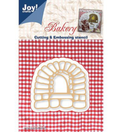 Joy crafts snij- en embossing - 6002/0306