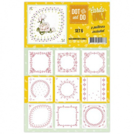 Dot & Do - Cards Only - Set 6 CODO006