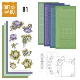 Dot and Do 81 - Floral Corner DODO081