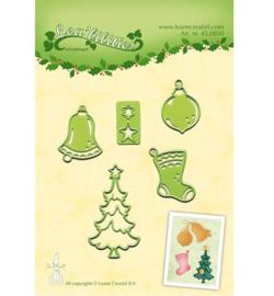 Leane creatief Lea'bilitie - Christmas ornaments smal 45.0850