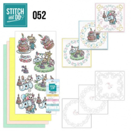 Stitch and Do 52 - Tods and Toddlers STDO052