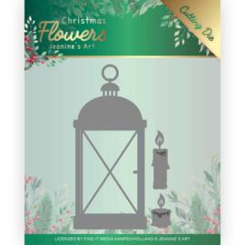 Dies - Jeanines Art Christmas Flowers - Christmas Lantern JAD10104