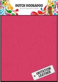 Imitatie leer Pink 456.070.019