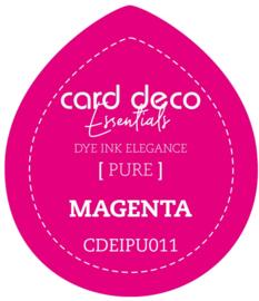 Card Deco Essentials Fade-Resistant Dye Ink Magenta CDEIPU011