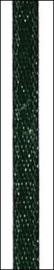 5 mtr satijnlint 6 mm donker groen 6302 146