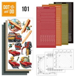 Dot and Do 101 - Vintage Vehicles DODO101