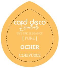 Card Deco Essentials Fade-Resistant Dye Ink Ocher CDEIPU002