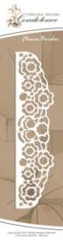 Die - Precious Marieke - Condoleance - Flower Border PM10031