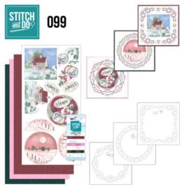 Stitch and Do 99 Winter Night STDO099
