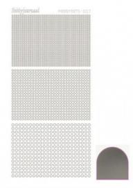 Hobbydots sticker Mirror Silver 007 STDM078