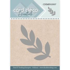 Card Deco Essentials - Mini Dies - Leaves CDEMIN10007