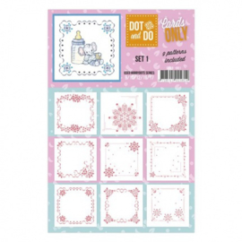 Dot & Do - Cards Only - Set 1 CODO001