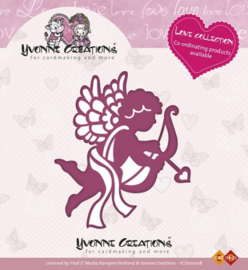 Die - Yvonne Creations - Love Collection - Cupido YCD10022
