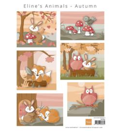 MD AK0080 - Eline's Animals Autumn