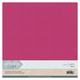 Linen Cardstock - SC - Magenta LKK-SC67
