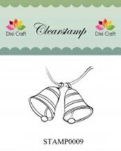 Dixi clear stamp bells STAMP0009