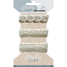 Card Deco Essentials - Lace CDELA001