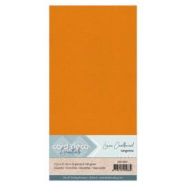 Linen Cardstock - 4K - Tangerine LKK-4K66