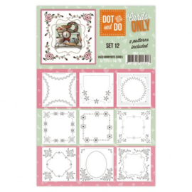 Dot & Do - Cards Only - Set 12 CODO012