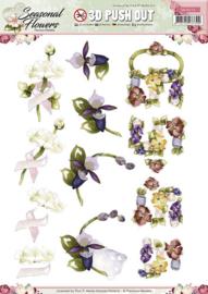 Pushout - Precious Marieke - Seasonal Flowers SB10135