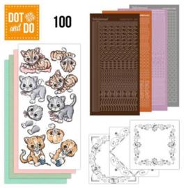 Dot and Do 100 - Katten DODO100