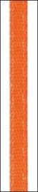 10 mtr satijnlint 3 mm oranje 6302 010