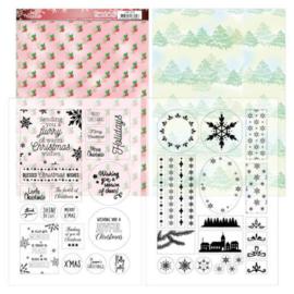 Mica Sheets - Jeanine's Art - Lovely Christmas JAMC1002
