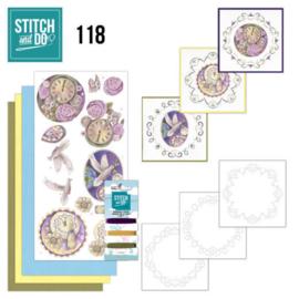 Stitch and Do 118 New Years Eve STDO118
