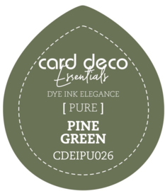 Card Deco Essentials Fade-Resistant Dye Ink Pine Green CDEIPU026