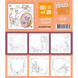 Dot and Do - Cards Only - Set 47 CODO047