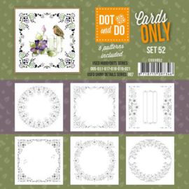Dot and Do - Cards Only - Set 52 CODO052