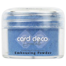 Card Deco Essentials - Embossing Powder Blue 30 Gr CDEEP002