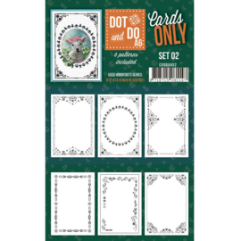Dot and Do - Cards Only - Set 02  CODOA602