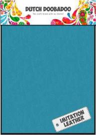 Imitatie leer Turquoise 456.070.312